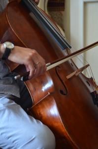 Robin Aitchison copy of the Marquis de Corberon cello
