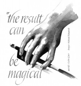 The result can be magical