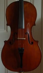 B S Fendt cello for sale