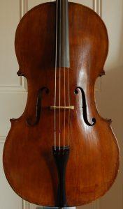 Joseph Hill cello