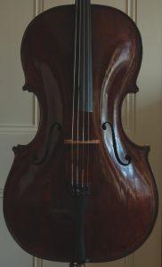 Florentine cello c.1750