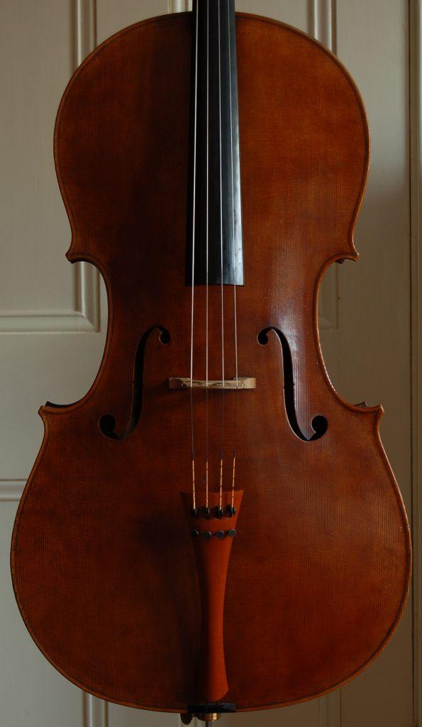 Robin Aitchison Stradivari cello copy