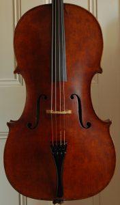 Kennedy School cello front