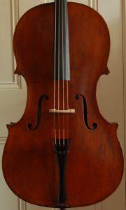 Preston School cello